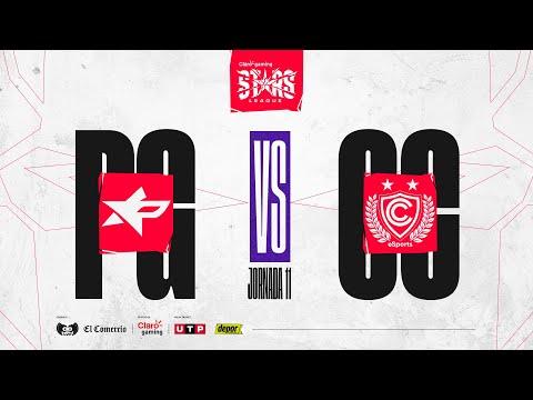PG vs CG - SL 2021 Opening R.2