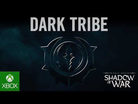 Official Shadow of War Dark Tribe Trailer