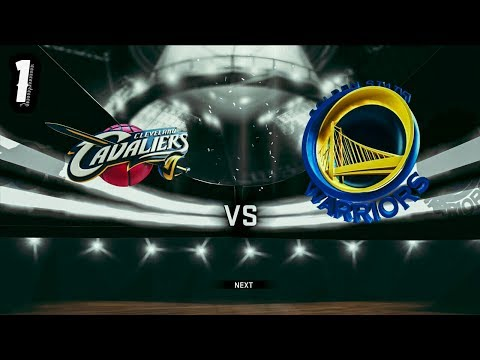 2017 NBA Finals - Cleveland Cavaliers at Golden State Warriors [Game 1]