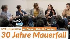 """LIVE Diskussion: """"30 Jahre Mauerfall - Verpasste Chancen(?)"""""""
