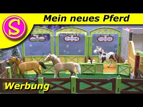 Playmobil Kurzfilm Deutsch - Mein Neues Pferd!
