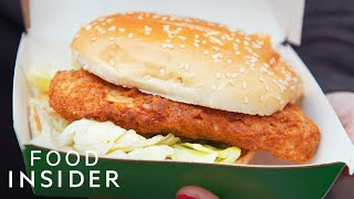 Vegan And Meat-Eater Rate KFC, Subway, McDonald's And Pizza Hut Vegan Dishes
