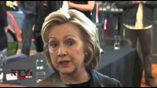 Хиллари Клинтон о войне в Ираке