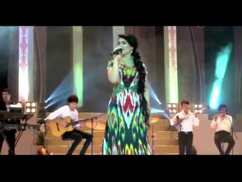 sahan Tajik song Nigina Amonkulova   Rahguzar 2014 HD