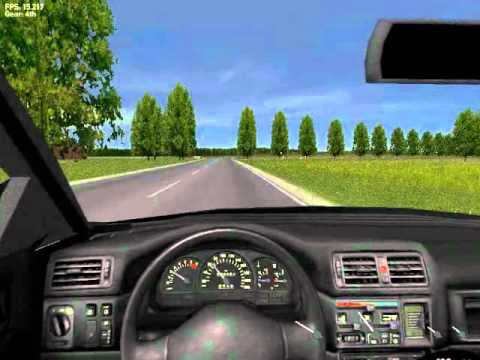 Racer Free Car Simulation Opel Astra 1.6 LPG Kombi