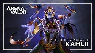 Kahlii: Hero Spotlight | Gameplay - Arena of Valor