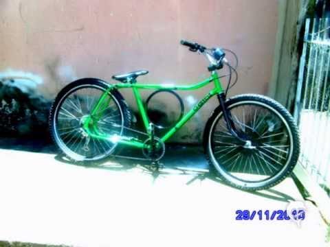 bike  rebaixada monark -reforma 1