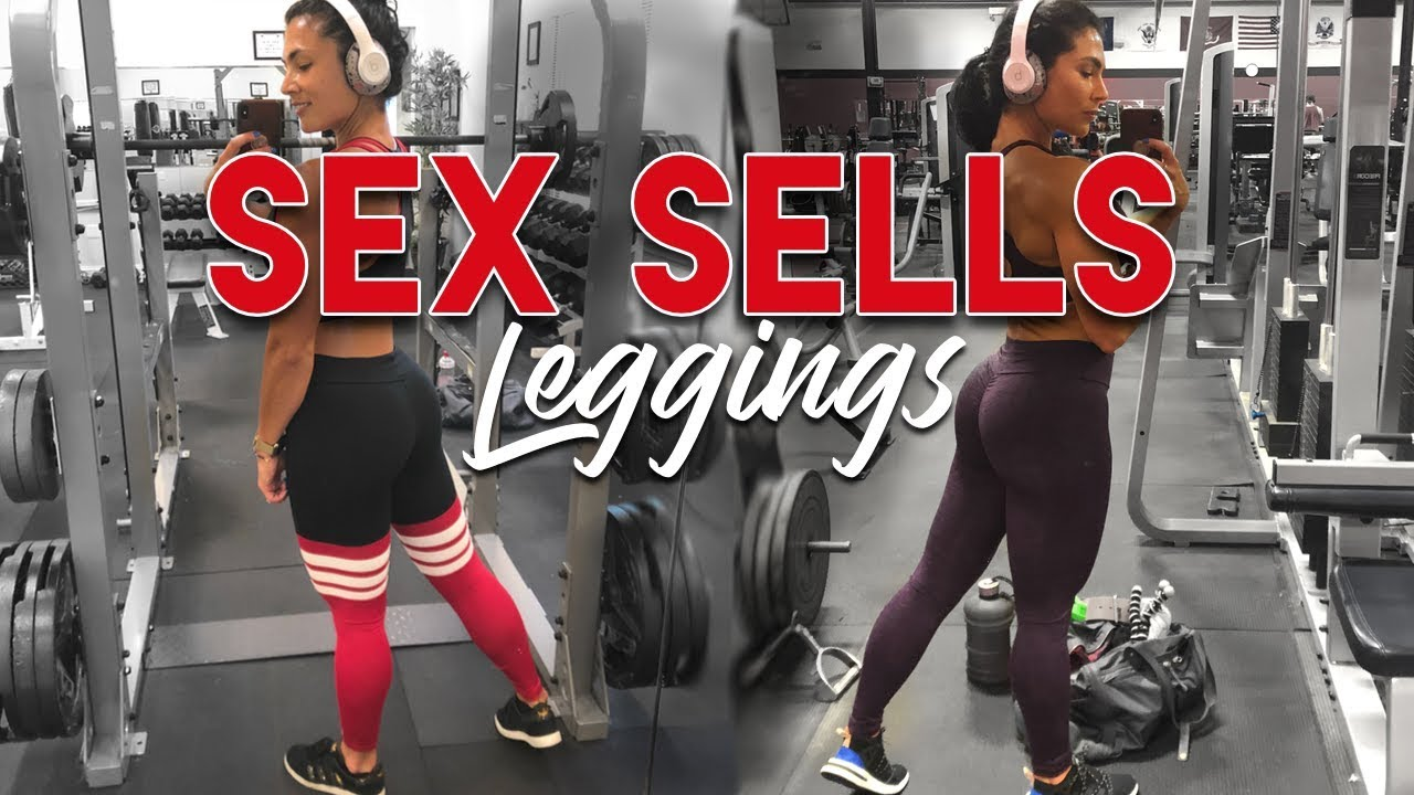 Sex Sells Leggings | Bombshell Sportswear & Celestial Bodiez Review