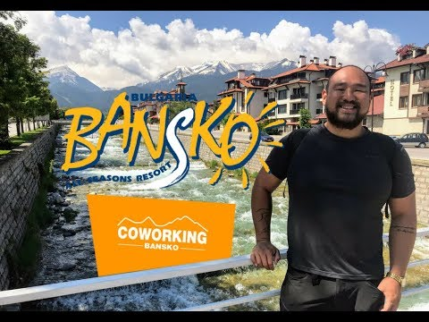 Coworking in Bansko Bulgaria - A Tour for Digital Nomads