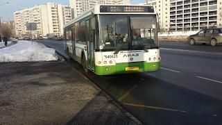 Поездка на автобусе ЛиАЗ-5292.22 2011 № 040625 Маршрут № 89 Москва(, 2017-02-04T01:28:14.000Z)