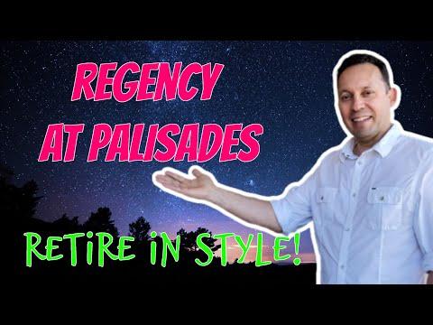 Regency At Palisades 55 Plus Community Retirement Homes Charlotte NC 28278