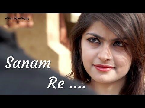 Sanam Re (cover song)    Arijit singh    Ft. Vikash Upadhyay    Sara Khan
