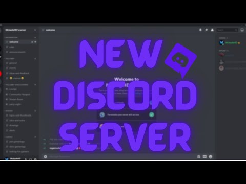 I made a discord server for content creators and gamers!!!