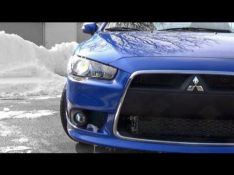 2015 Mitsubishi Lancer: Review