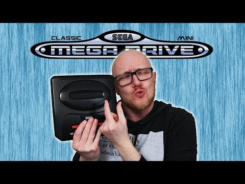 Sega mega drive mini classic - speculations: games + hardware // Genesis thumbnail