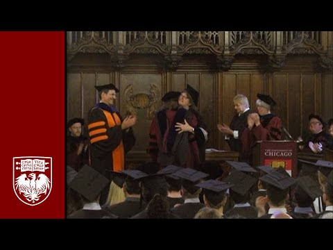 Divinity School Diploma and Hooding Ceremony, Spring 2015