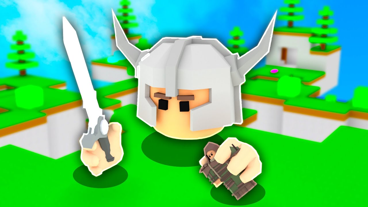 I played Roblox Bedwars but in VR..