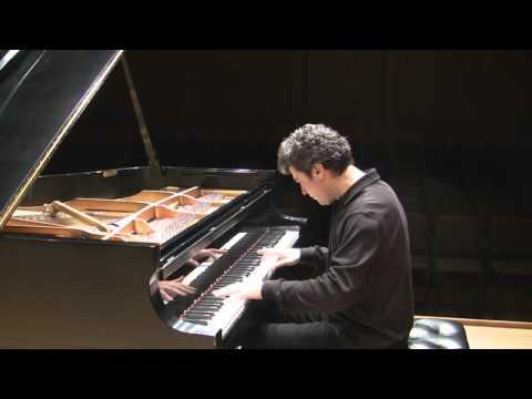 Ghena Plays: Fantastic Dances Op 5 No 2 by Shostakovich