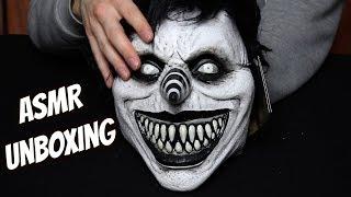 ASMR - Horror Masken Unboxing (German/Deutsch)
