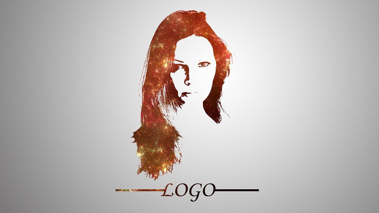Photoshop tutorial face logo design galaxy effect youtube baditri Gallery