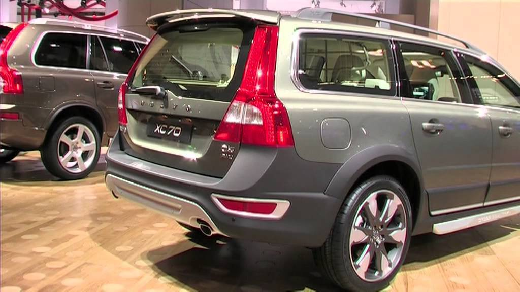 volvo xc70 cross country 2011 autotalli com youtube