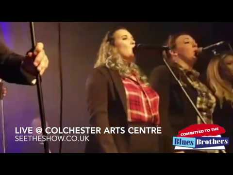 Committed to the Blues Brothers live at Colchester Arts Centre