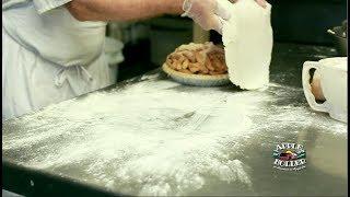 Making an Apple Holler Pie