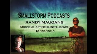 Sofia Smallstorm Interviews Randy Maugans about AI