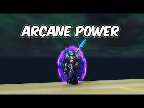 Arcane Power - Arcane Mage PvP - WoW BFA 8 1 - Para - sososhare com