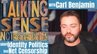 Talking with Carl Benjamin about Identity Politics and Censorship