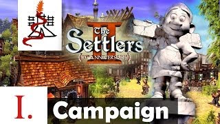 The Settlers 2 (10th Anniversary Edition) - Mission 1 | SPQR | Campaign [1080p/HD]
