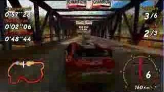 Sega Rally Revo - PSP Game