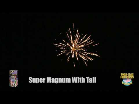 Super Magnum With Tail