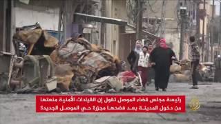 محاولات عراقية للتستر على مجزرة الموصل الجديدة