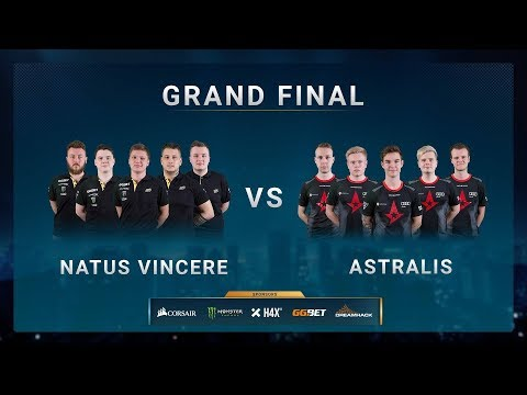 [TR] NaVi 🆚 Astralis ✔️Final  (Inferno/Map2) ❗️DAY5 DreamHack Masters Marseille 2018 1080p60fps
