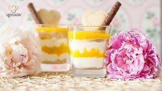 Deser z mascarpone, mango i kokosem | Ugotowani.tv HD
