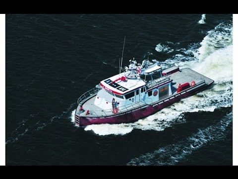 Randall Burg presents How to build the Metalcraft Firestorm  FS70 Fireboat