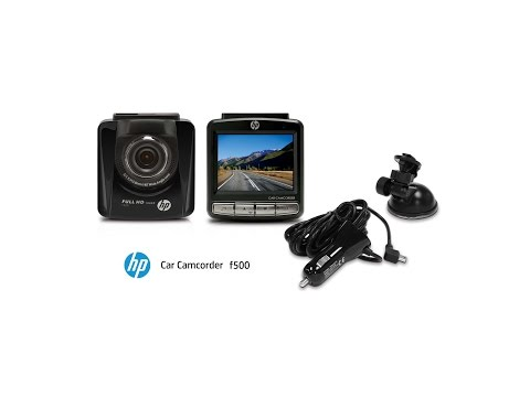 hp f310 dash cam manual