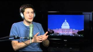 Waitress Thinks David on Gay Date with Another Host in Washington DC