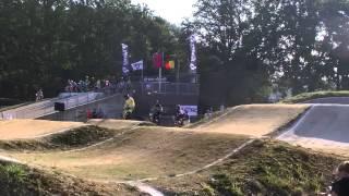 Erik Peters,daarna Wessel v Dijk, 2e M 3 Nationscup Peer 2015 Dag 2