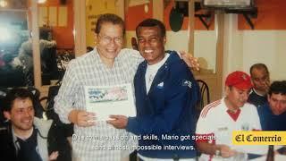 Mario Fernández: el periodista de El Comercio que consiguió las entrevistas poco probables (INGLÉS)