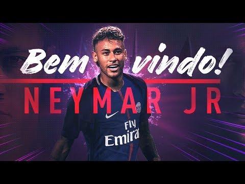 Neymar Official Announcement Video For PSG
