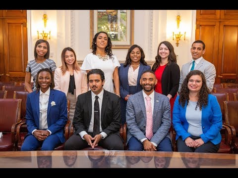 2018 CCAI Foster Youth Internship Program® Congressional Briefing
