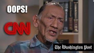 Vietnam Veteran? Washington Post Retracts Nathan Phillips Bit. Skrillex Damian Marley Video? CNN?