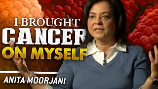 I BELIEVE I BROUGHT CANCER TO MYSELF - Anita Moorjani | London Real