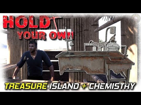Treasure Island + Chemistry Station   Hold Your Own Gameplay   EP6