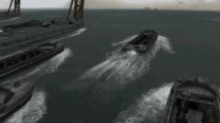 Men of War: Red Tide - Trailer