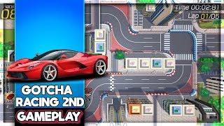 Gotcha Racing 2nd Gameplay (PC HD) Part #1 | Voltrex Gaming
