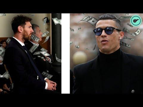 Miért csalnak adót a világ legjobb focistái? | Félidő! thumbnail