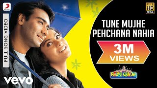 Download Raju Chacha - Tune Mujhe Pehchana Nahia  | Ajay, Kajol MP3 song and Music Video